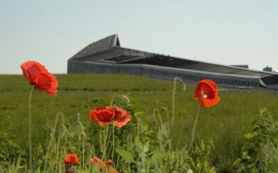 Canadian War Museum Rooftop Garden