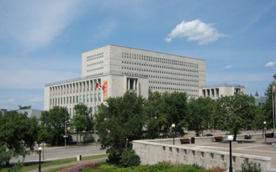 Gardens at Library and Archives Canada