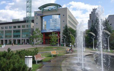 Ottawa City Hall Gardens