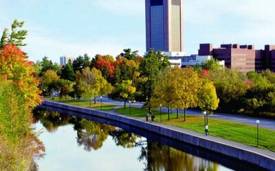 Carleton University Gardens